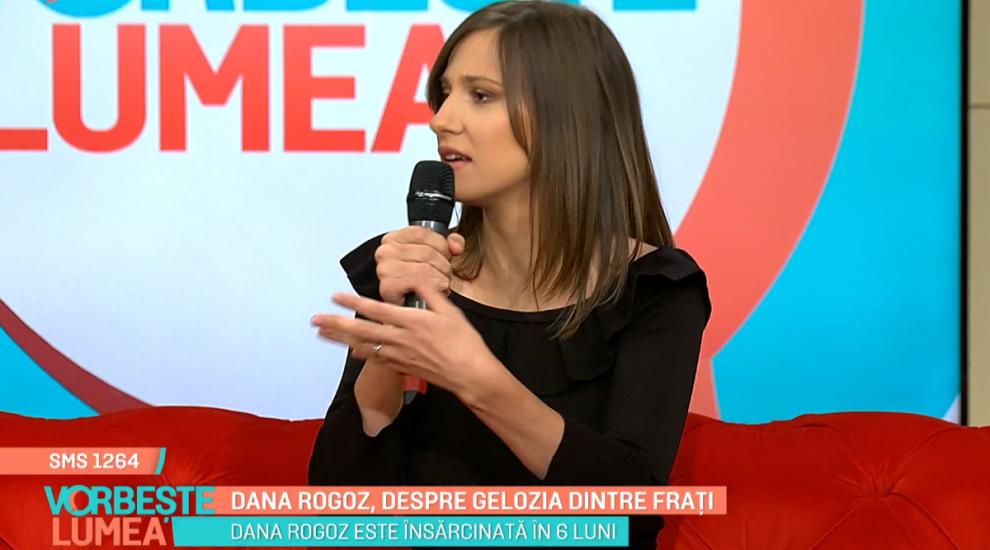 VIDEO Dana Rogoz, despre gelozia dintre frați