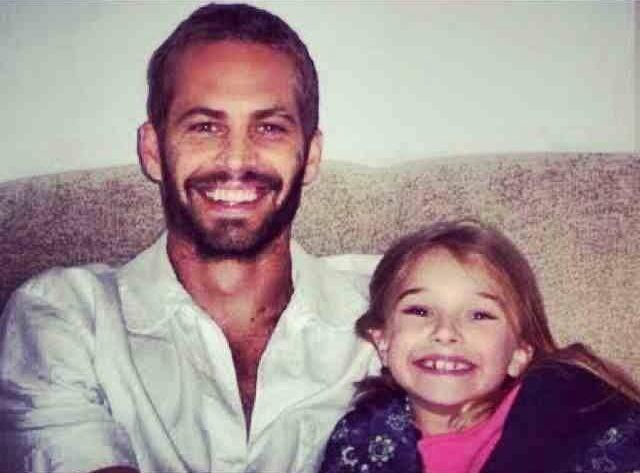 Fiica lui Paul Walker, fotografiată în lenjerie intimă la 21 de ani