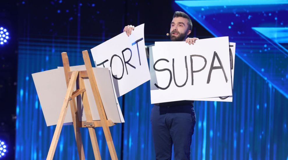 Românii au talent 2020 - Ștefan Nistor, stand-up la un alt nivel