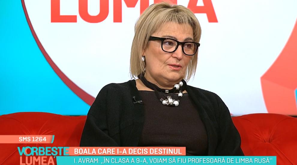 VIDEO Iulia Avram, despre boala care i-a decis destinul