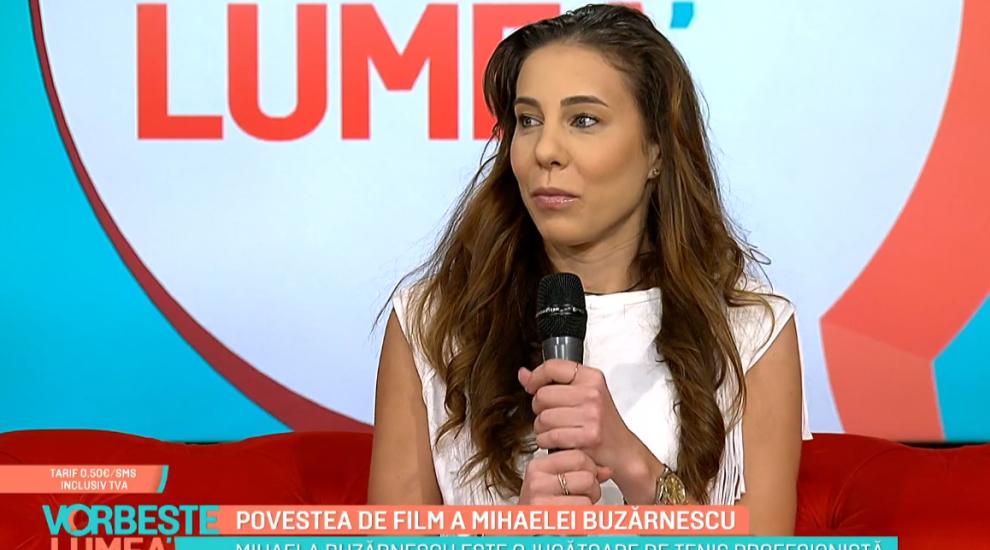 VIDEO Povestea de film a Mihaelei Buzărnescu
