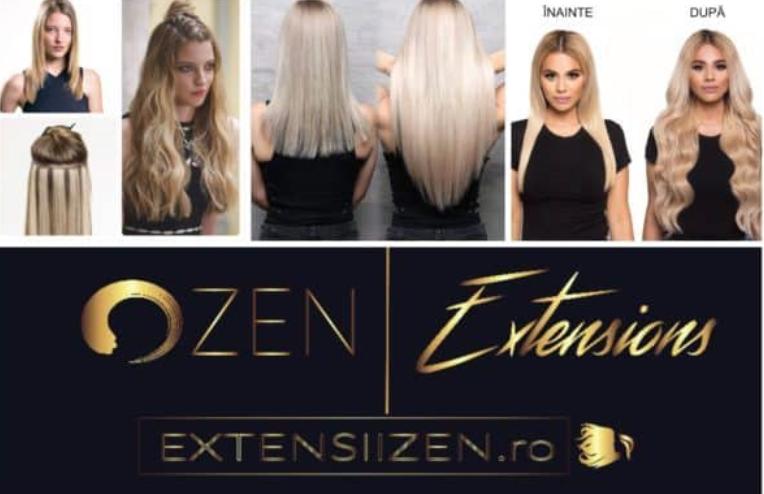 (P) Extensii Zen - Un păr de lux pentru cine se respectă