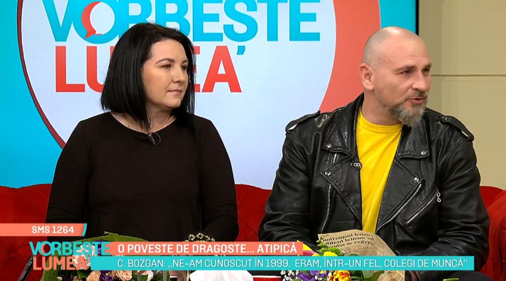 VIDEO Cristian și Elena Bozgan, o poveste de dragoste atipică. El militar și ea corporatistă