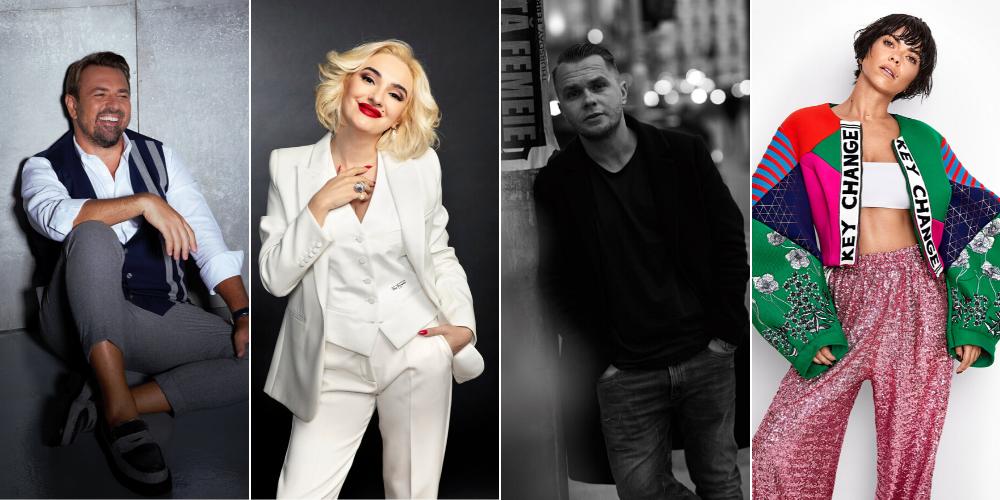 Au fost aleși cei 4 detectivi Masked Singer România: Ana Morodan, INNA, Codin Maticiuc și Horia Brenciu