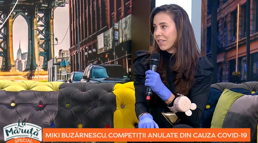 VIDEO Mihaela Buzărnescu, competiții anulate din cauza COVID-19