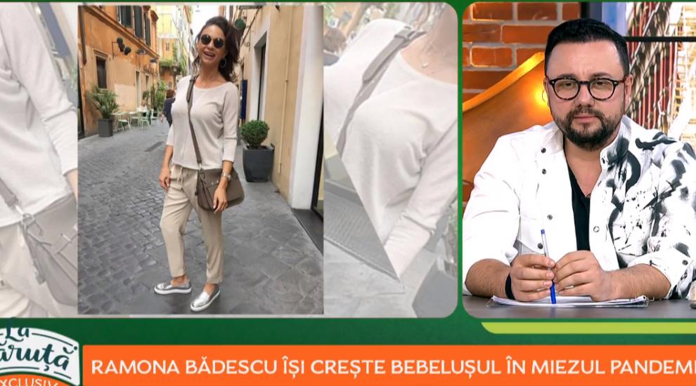 VIDEO Ramona Bădescu, prima declarație în exclusivitate de când a devenit mamă