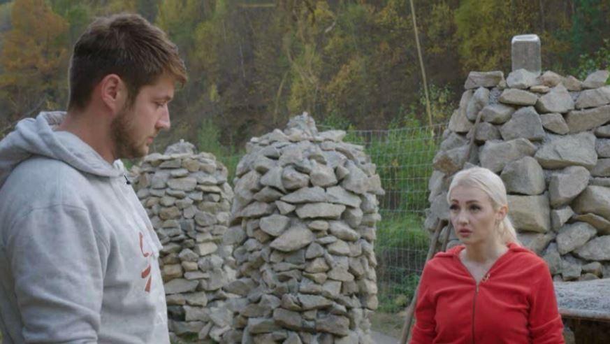 """Gospodar fără pereche 2020: Momente tensionate între Călin și Alexandra: """"Nu faci altceva decât să mă critici toată ziua"""""""