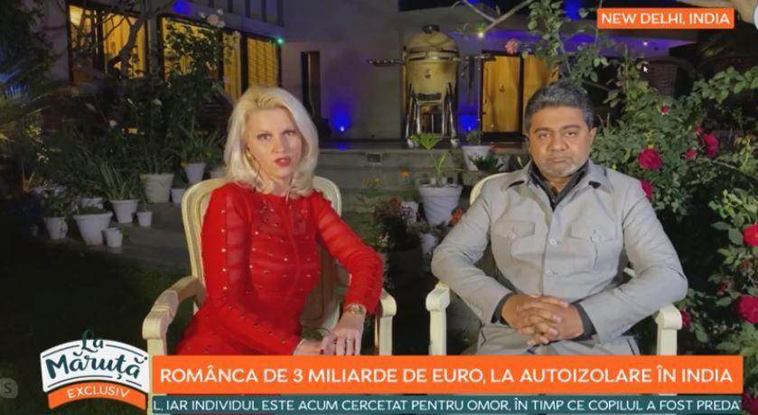 Anca Verma, cea mai bogată româncă din lume, se află în autoizolare. Ce spune despre situația în care se află India