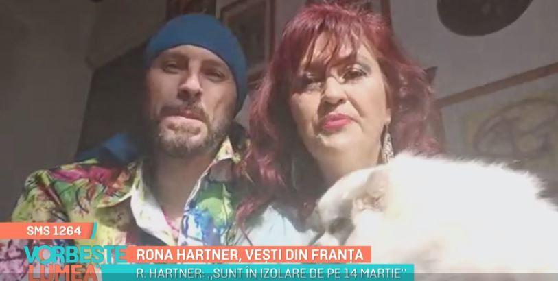 """Rona Hartner: """"În Franța toată lumea se plimbă fără măști pe stradă"""""""