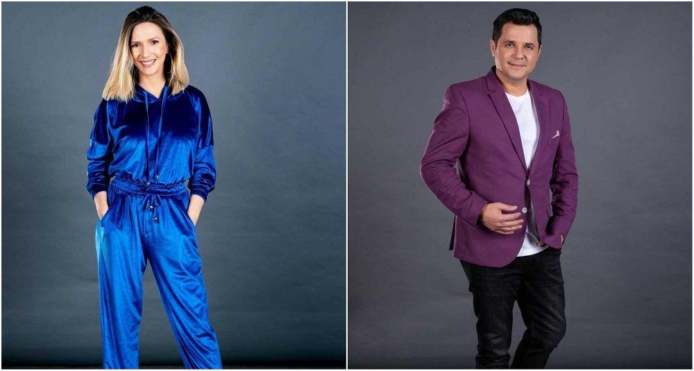 Vorbește Lumea că Adela Popescu și Cove respectă distanța socială