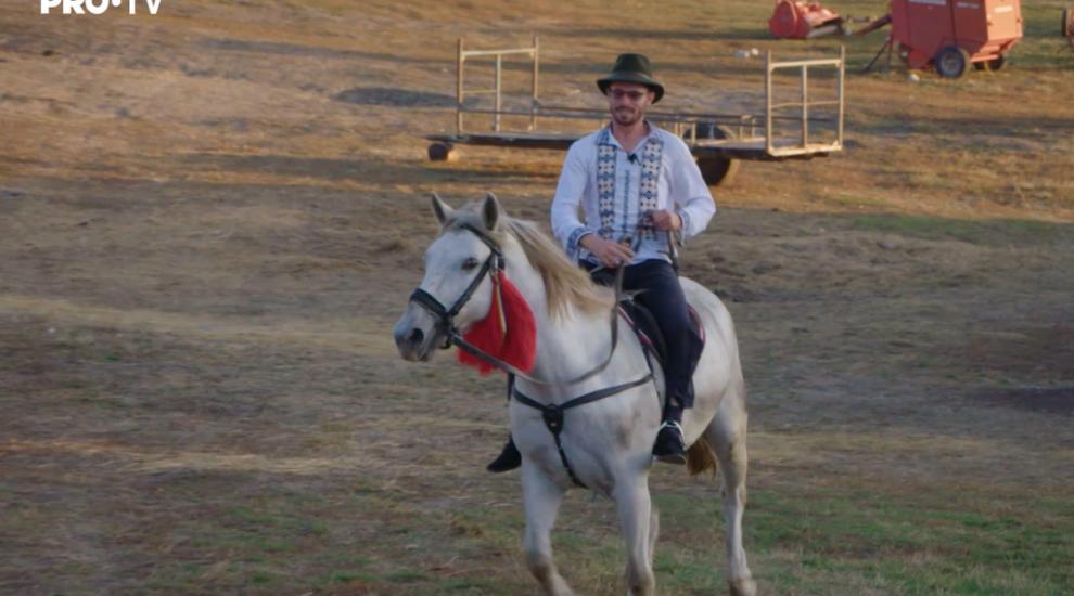 Prințul pe cal alb i-a furat inima Filotheei. Să fie pentru totdeauna?