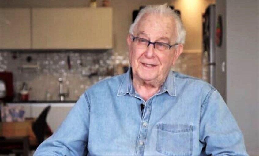 """Supraviețuitor al Holocaustului, despre izolare: """"Nu mi-e frică, dar toți în jurul meu se tem pentru mine"""""""