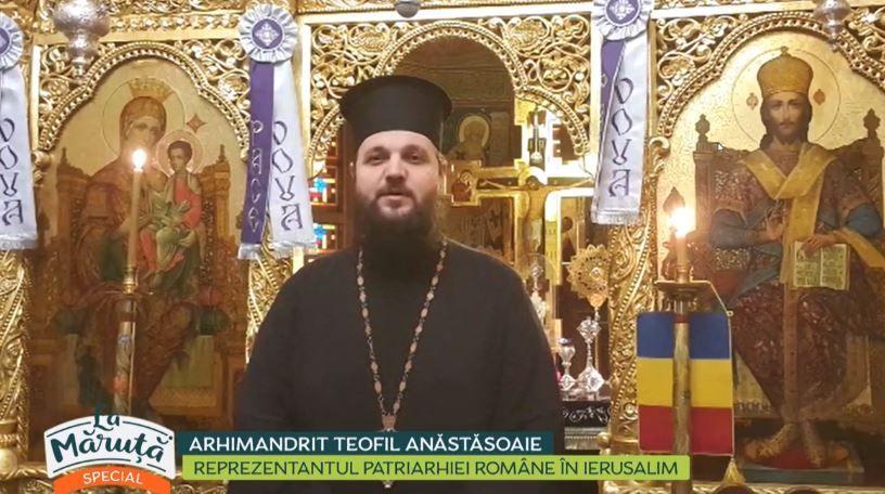 Cum ajunge Lumina Sfântă de la Ierusalim în România