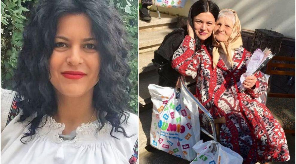 Cine e Otilia Caloian, tânăra care de 20 de ani ajută oamenii vulnerabili