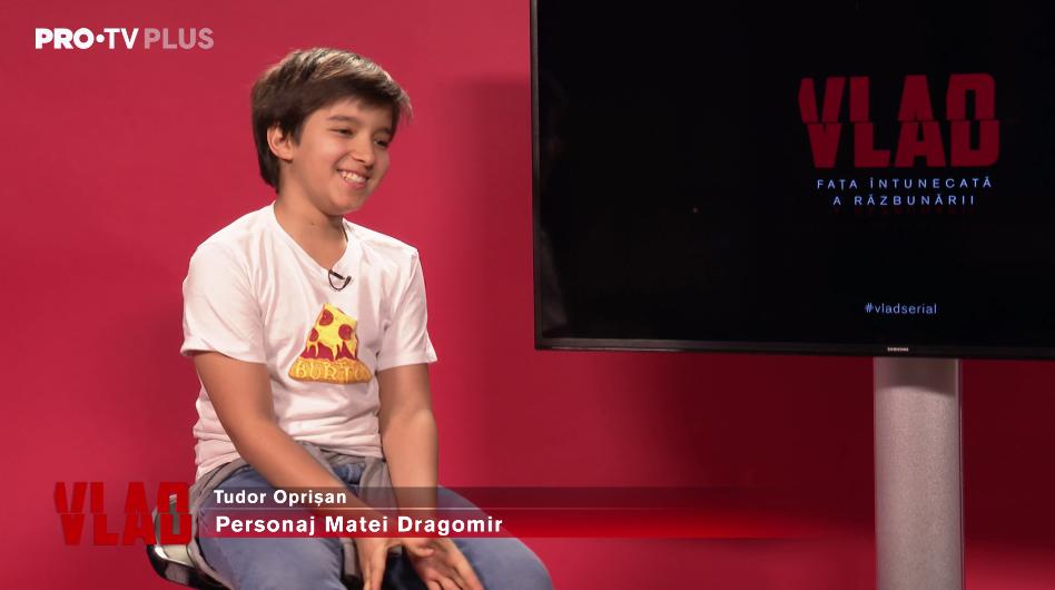 Episodul 6: Actorii din Vlad dezvăluie care este jocul preferat din copilărie și cu cine l-ar juca din cast-ul serialului