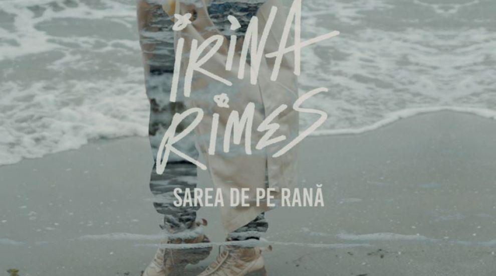 Irina Rimes lansează clipul piesei Sarea de pe rană și încheie astfel albumul COSMOS!