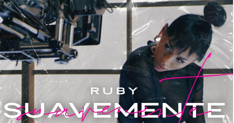 """Ruby lansează """"Suavemente"""", primul single din cariera sa cu versuri în spaniolă"""