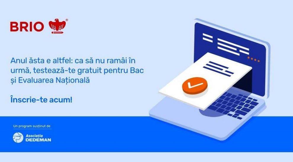 Brio.ro, platformă de testare gratuită pentru elevi. Dragoș Ililescu, fondatorul programului, explică beneficiile ei