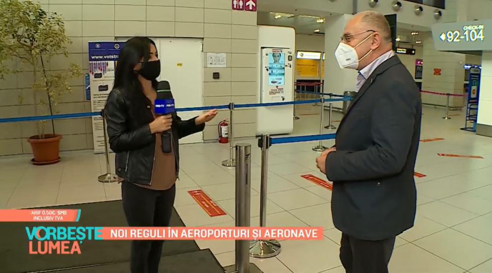 Noi reguli în aeroporturi și aeronave. Informațiile pe care trebuie să le cunoști înainte de a rezerva un zbor
