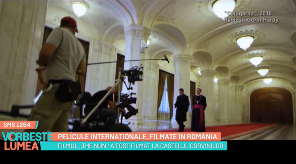 Pelicule internaționale, filmate în România. Producțiile de la Hollywood în care apar cadre din țara noastră