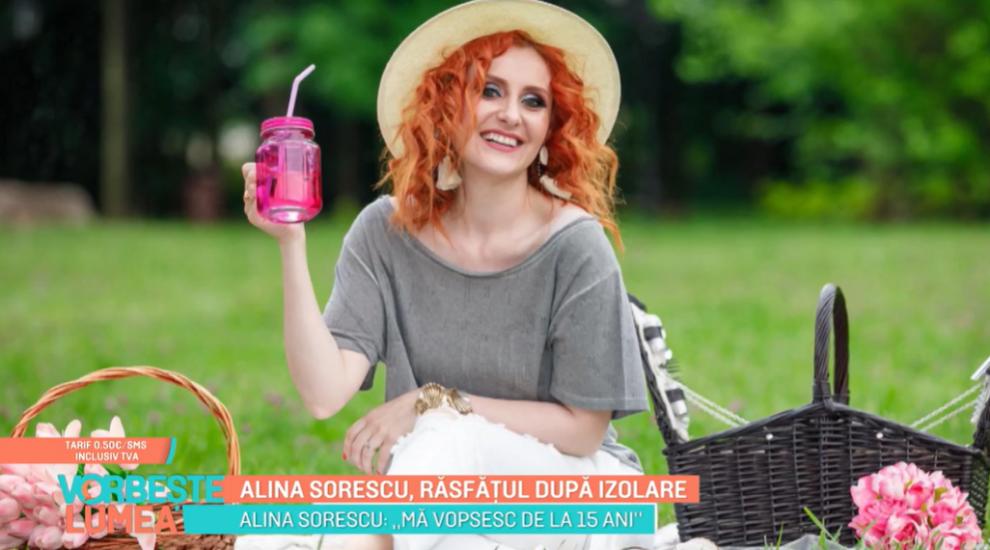 Alina Sorescu, schimbare de look după perioada de izolare. Cum arată acum vedeta