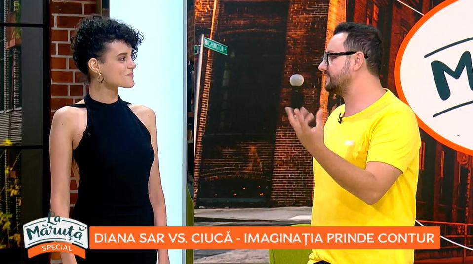 Ieri a publicat o imagine în care apărea cu părul tuns scurt, iar azi a venit așa în direct, la tv. Cum arată ACUM Diana Sar