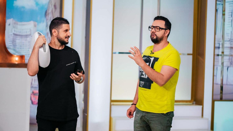Cătălin Măruță, fotografie suprinzătoare de la începuturile colabărării sale cu PRO TV
