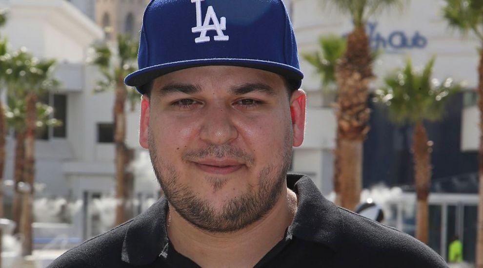 """Pierdere spectaculoasă în greutate. Cum arată acum Rob, """"grăsuțul"""" familiei Kardashian"""