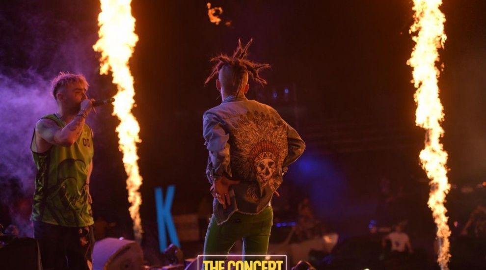 Killa Fonic, Nane și Azteca & Ian au inchis ultima zi de CONCERT-drive-in, cu un show incendiar