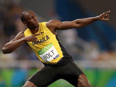 Usain Bolt. FOTO: Getty Images