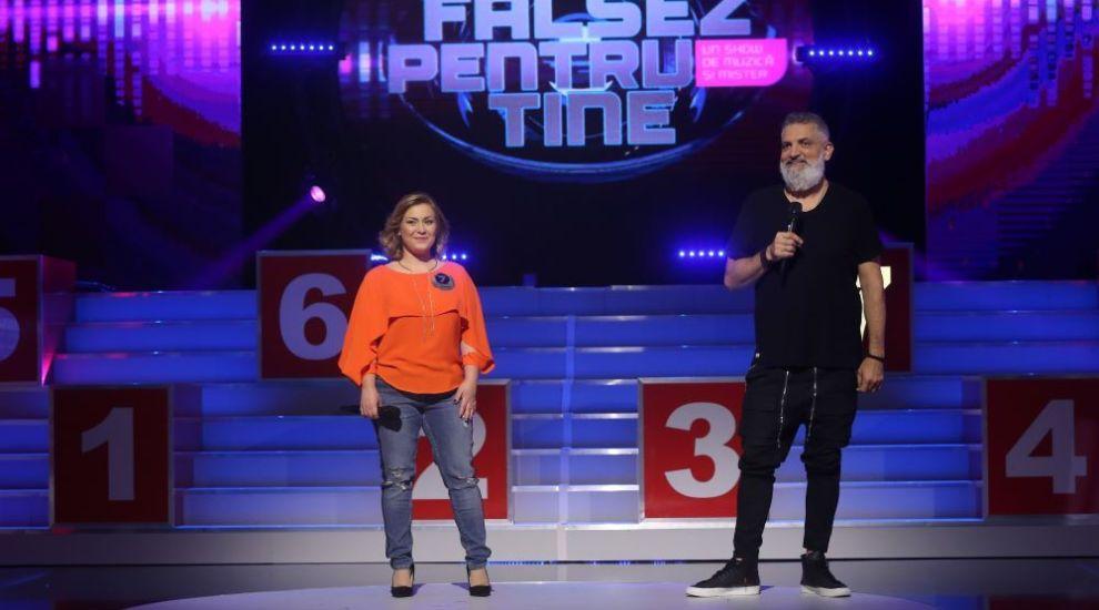 Ea a câștigat prima ediție a show-ului Falsez pentru tine. Cum s-a descurcat Mirela în duet cu Damian Drăghici
