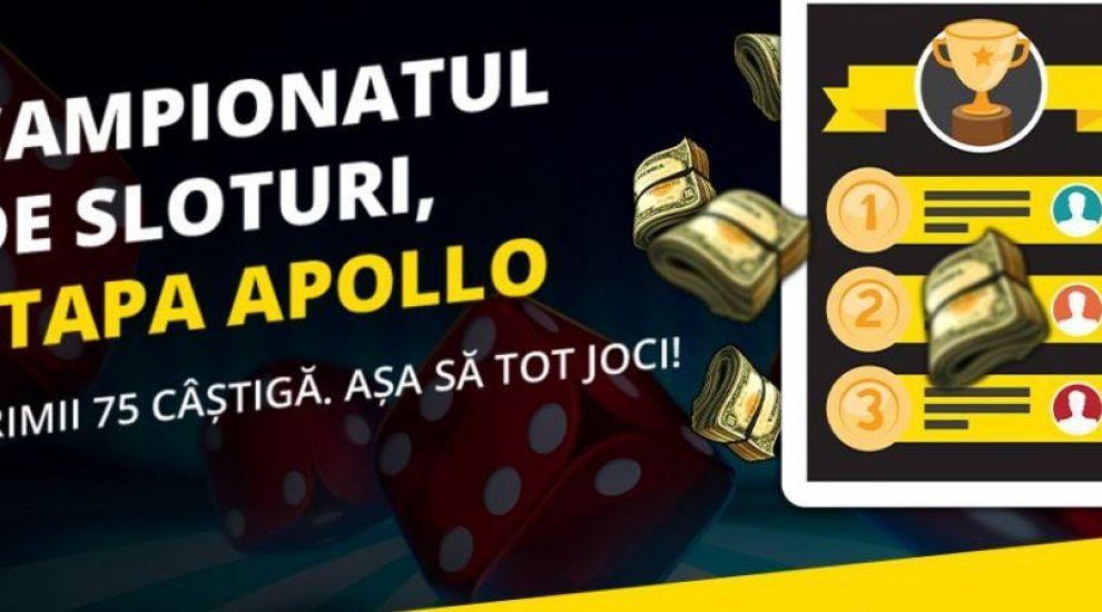 (P) Așa să tot joci! Campionatul Național pentru toată România cu 75 de premii garantate