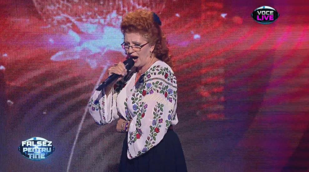 Au crezut că va cânta o melodie populară, însă doamna Ana i-a surprins pe toți cu alegerea sa