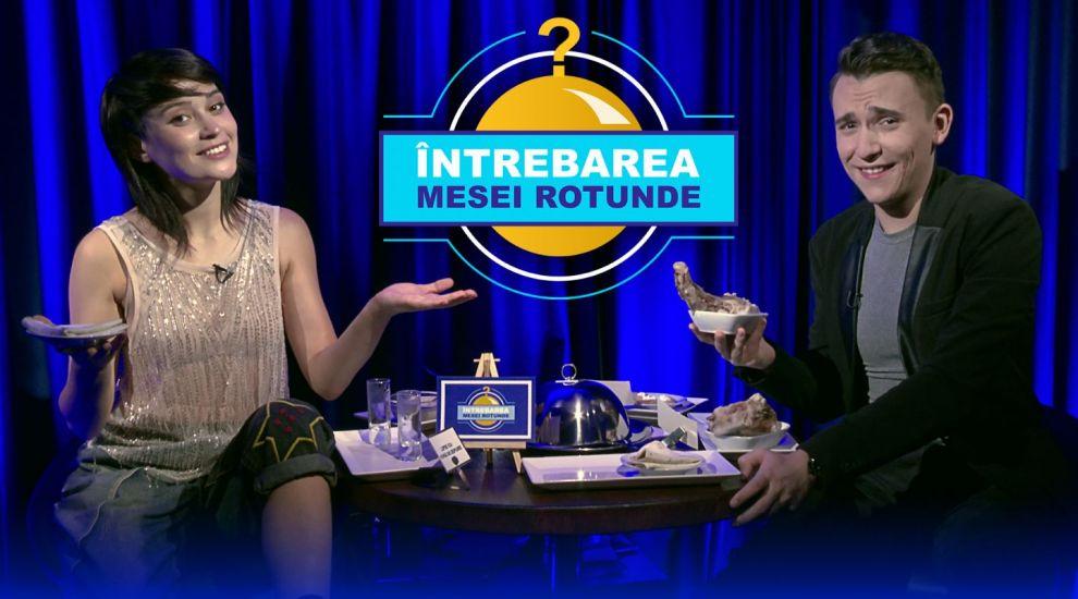 """Întrebarea Mesei Rotunde cu Irina Rimes: """"Tudor Chirilă e cel mai antipatic antrenor de la Vocea României"""""""