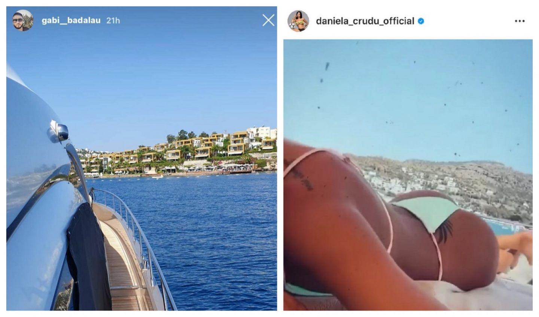 PRO TV - Daniela Crudu iubește din nou? Cine este miliardarul alături de care se distrează pe yacht