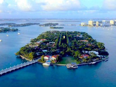 Sursa FOTO: Profimedia Images - Star Island, Miami, Florida