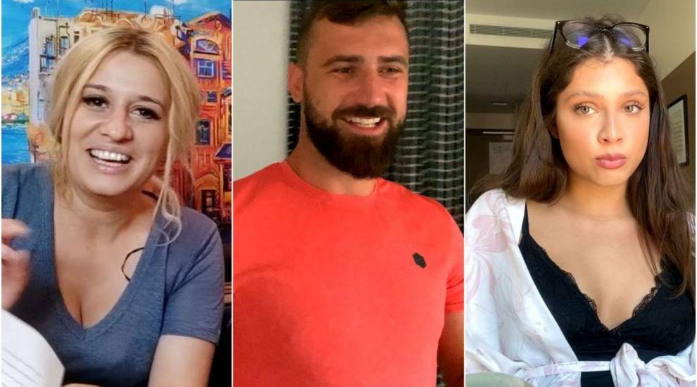 VIDEO Anisia Gafton, Elena Chiriac și Andrei Stoica au pornit spre FERMA. Imagini exclusive înainte de competiție