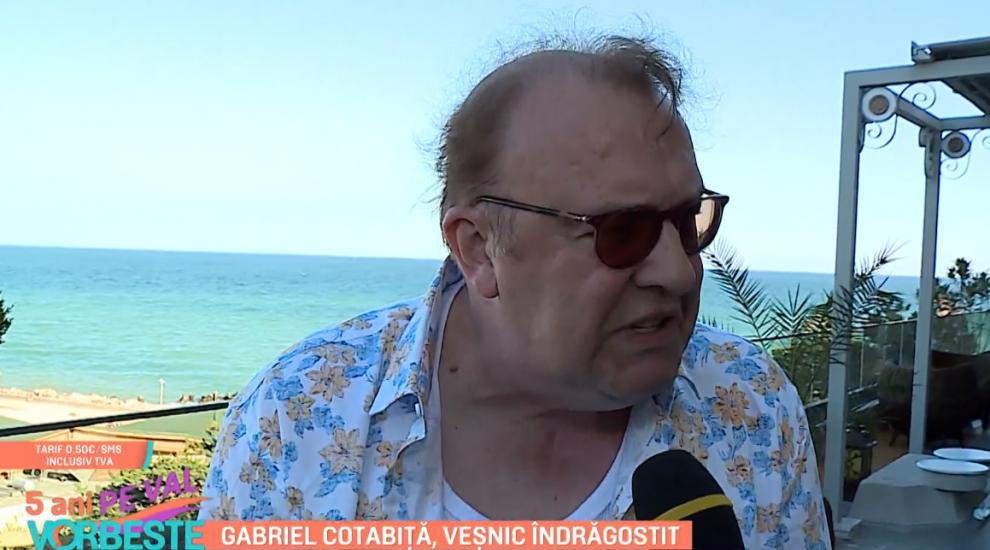 Gabriel Cotabiță, schimbare totală de look. Cum arată artistul acum