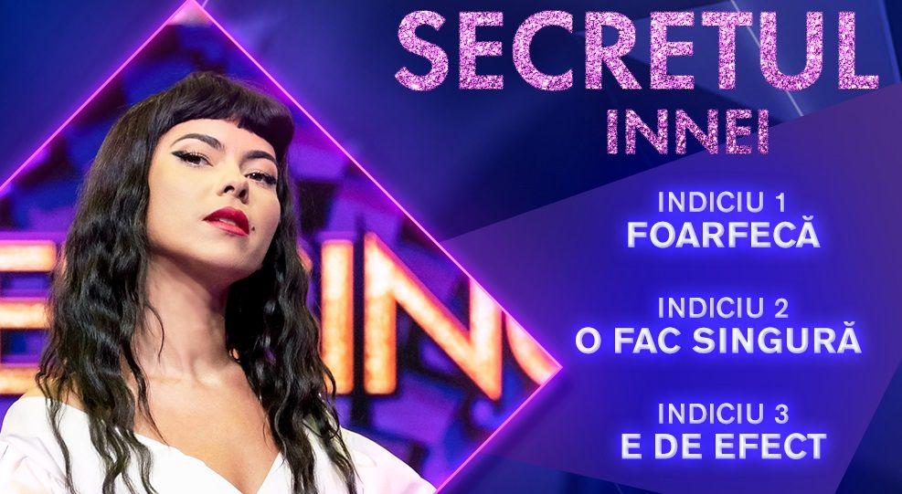 Guessing Game - Detectivii Masked Singer și prezentatorul Jorge trebuie să ghicească secretul Innei