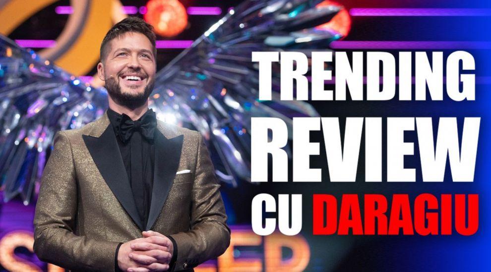 Din culisele show-urilor toamnei: VLAD și Masked Singer România - Trending Review cu Daragiu - episodul 37