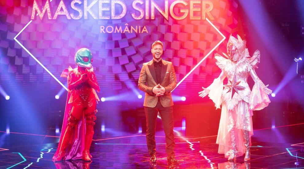 Masked Singer România: Duelul dintre Extraterestru și Înger – cine a câștigat