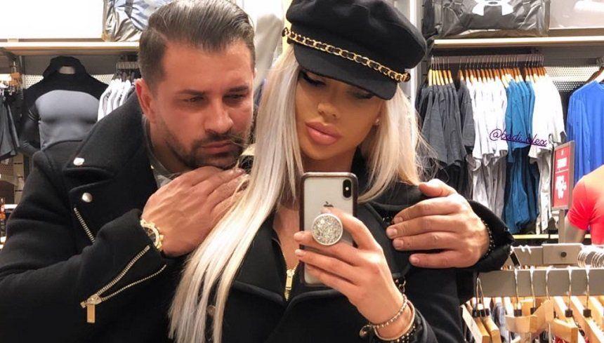 Bianca Drăgușanu, agresată de Alex Bodi în plină stradă? Ce s-a întâmplat între ea și iubitul ei