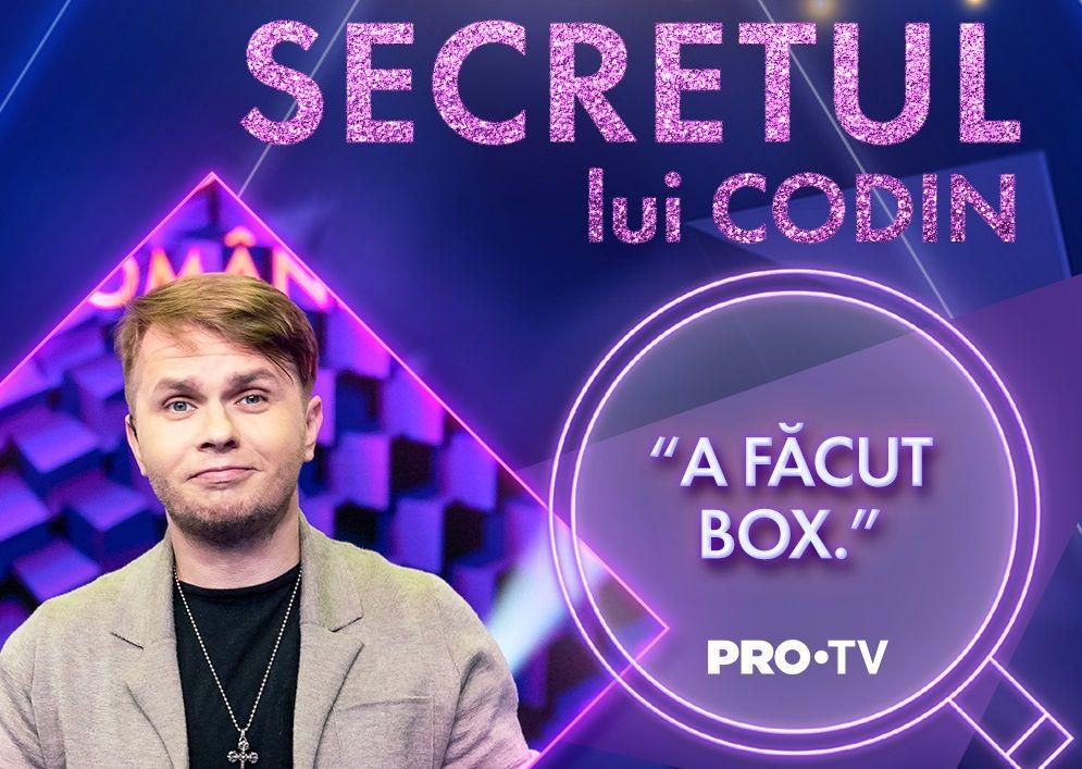Guessing Game - Jorge a ghicit secretul lui Codin Maticiuc