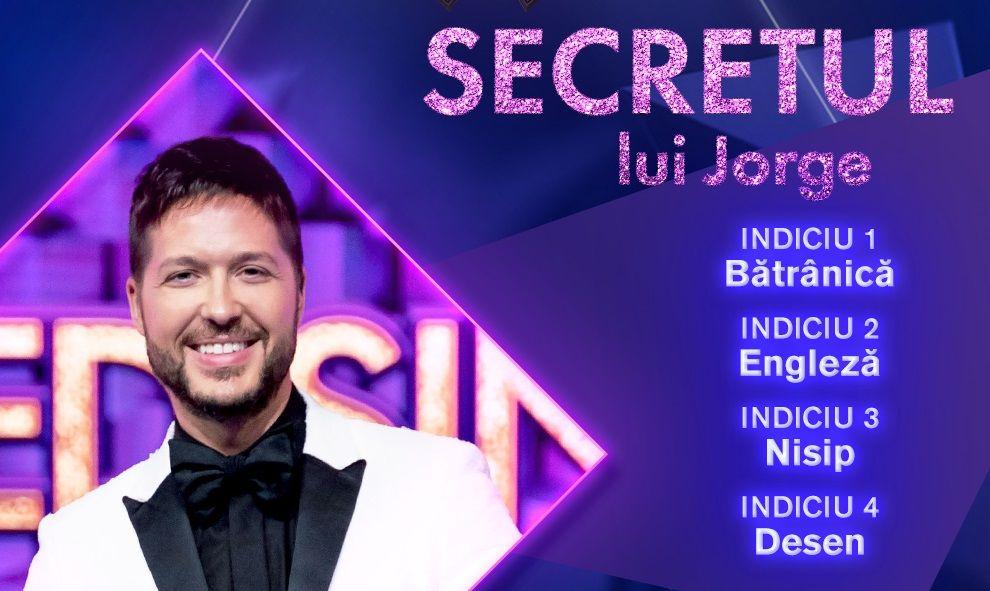 Guessing Game – Ce secret ascunde Jorge, gazda emisiunii Masked Singer România