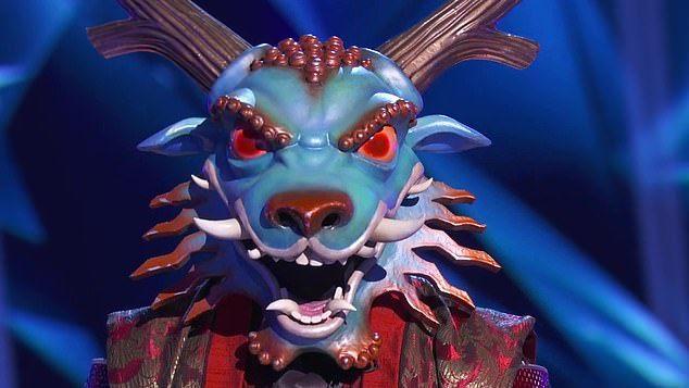 Prima dezvăluire la The Masked Singer SUA. Cine s-a ascuns sub masca Dragonului