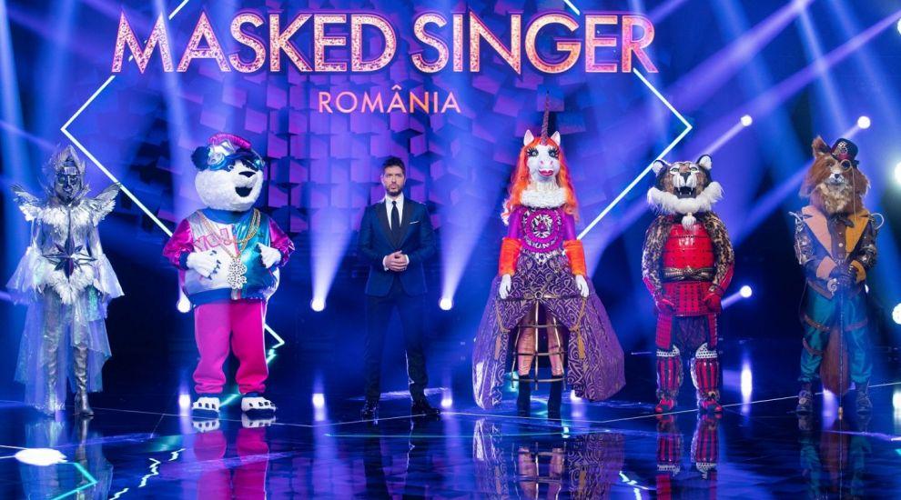 Masked Singer România: Decizie grea pentru public și detectivi! Cine va fi demasat în această seară