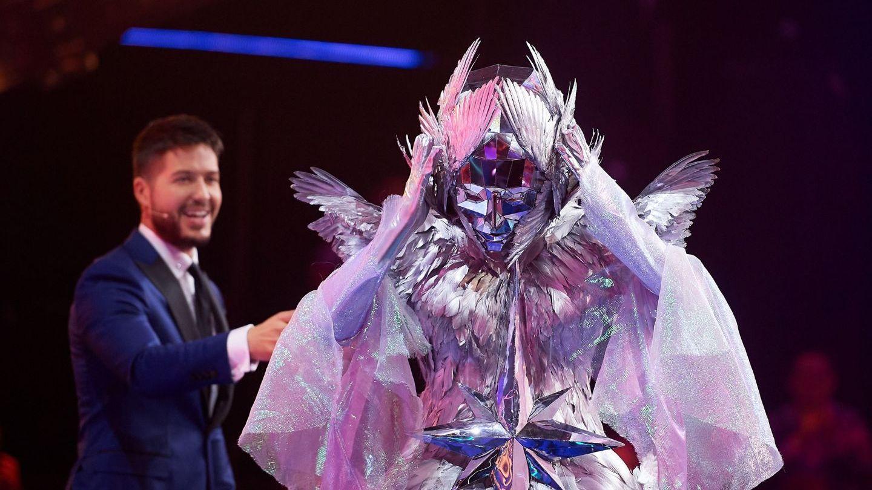 Masked Singer România a fost lider de audiență! Îngerul a părăsit aseară emisiunea!