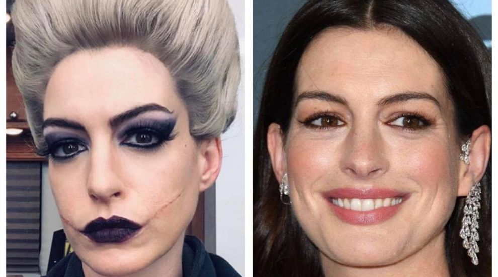 "Anne Hathaway, de nerecunoscut în rolul din ""The Witches"""