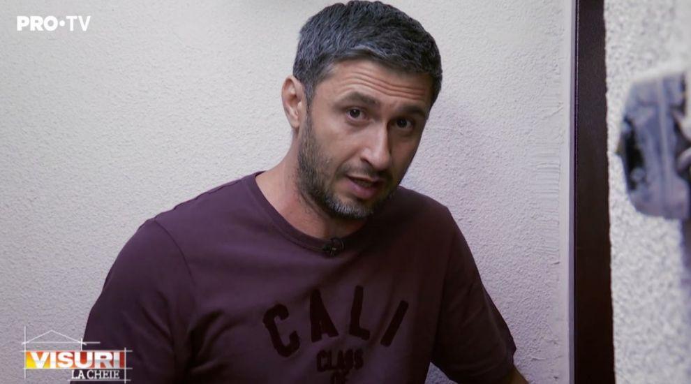 VIDEO Dragoș Bucur arhitect? Cum s-a descurcat prezentatorul Visuri la cheie în acest rol