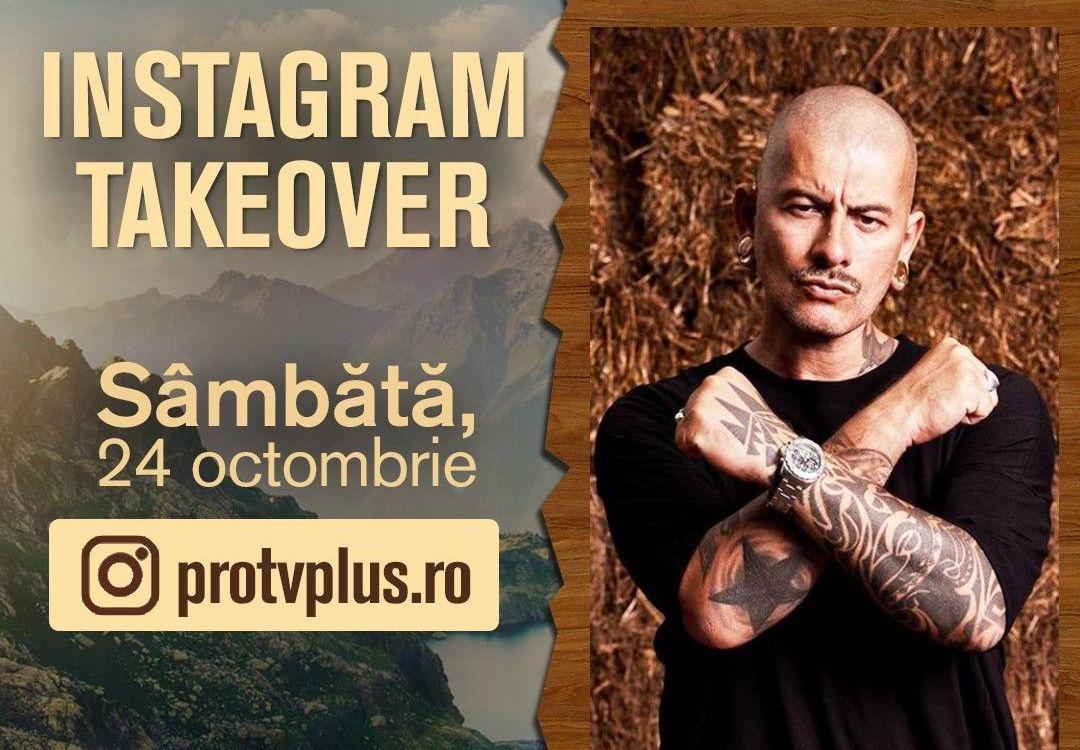 """Vali Bărbulescu răspunde la toate curiozitățile despre show-ul """"Ferma. În plus"""" pe Instagram-ul PRO TV Plus"""